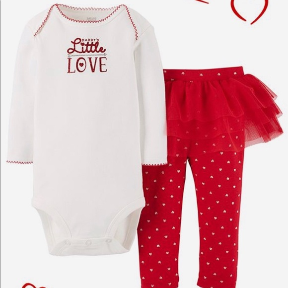 b0ecad06c Carter's Matching Sets | Nwot Carters Valentines Day Outfit | Poshmark